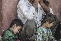 Savas ve çocuklar