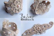 jewlery crochet
