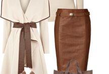 ropa formal