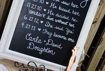 Chalk Boards & Signage