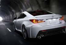 """From #Lexus - """"We say it's the most powerful V8 #performance coupe we've ever offered. What do you say? #LexusRCF """""""