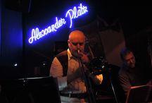 Alexander Platz Club-Roma / Artisti e locali per musica live