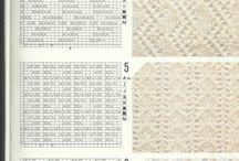 Knitting and Crochet Patterns / knitting & crocheting patterns, DIY ideas