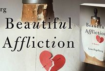 Book bloggers writing about Beautiful Affliction