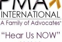 PMA INTL. Hear Us NOW!! Network / Adult children of family court corruption and DV by Proxy.