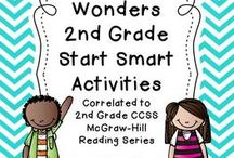 Reading Wonders 2nd grade