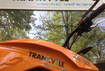 TRANKVILE electric vehicles / Electric Motorcycles / Electric Scooter / Electric Bikes Innovative Products / Senioren / Handicaped people Elektroroller, Behindertenfahrzeuge