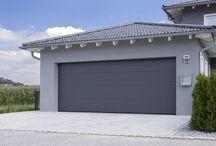garage doors / © Entrematic Germany GmbH / advertising agency dube visuelle kommunikation / photography by sylvia willax