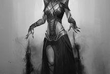 Sorceress - Halloween 2016