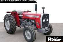 260-60 HP TURBO / This Model Of Farm Tractor Has A 1524 Engine, 96 Ah Battery, Dual Clutch, Hydraulic Reciprocating, 2 Reverse Gear, Manual Streeing, Fuel Tank 47.5, Oil Immersed, Multi-Disc Brakes And Lift Capacity With 2,170 Kg.