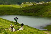 Mountainbike / Ideeën voor fietsvakantie/fietsen en andere dingen