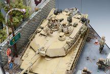 1-35 американские танки