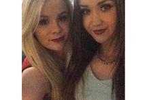 Jess and Mae :)