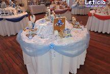 """Mesas Expositoras """"Expo Leticia 2015"""". / Conoce las increíbles mesas expositoras que formaron parte de la Expo Leticia Suárez del Cerro."""