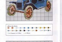 punto croce veicoli
