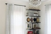 Small Bedroom Ideas / by Shelley Conyers