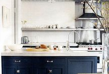 Kitchens / by Lia Wolfe