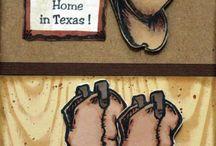 Texana Designs Western Cards / by Texana Designs - Jimmye Sue Mitchell