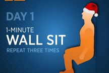 12 Days of Fitmas / Stay in shape this holiday season with the 12 Days of Fitmas! http://www.guardyourhealth.com/merry-fitmas/