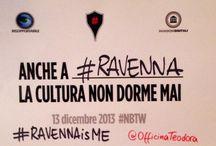 "Culture Never Sleeps!  / I vostri cartelli ""La Cultura non dorme mai..."" per la Notte Bianca Digitale del 13 dicembre 2013. #NBTW"