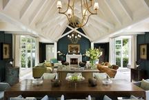 LOW cottage interior