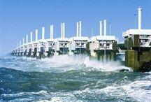 Waterwerken / Kleine schaalmodellen stonden aan de basis voor Deltawerken. Toen waren we al in staat om het water te beteugelen; nu en in de toekomst gaan we het beter managen.