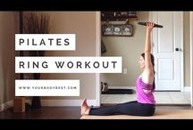 pilates with ring
