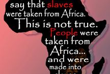 Slaves / Black history