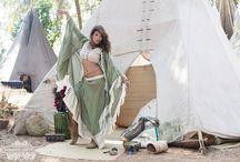 Gypsy threads
