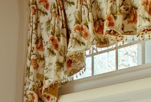window treatments / by Dianne Brown
