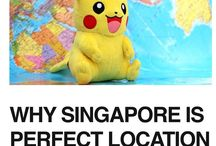 To all #pokemon Fans !! We have an article on this in our homeland !! #Singapore Click on biolink... Have fun catching !!!