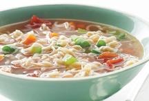 Homemade soups / by Dorcas Maynard