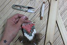 Mini weave inspiration