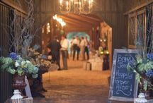 Rustic chic front entrance