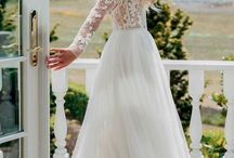 Wedding Dresses. / Wedding Dresses, White, Ivory, Sexy, Classy, Long, Sweetheart, What To Wear, Say Yes To the Dress