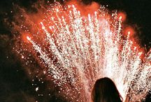 Fireworks / Baby you're a Firework! What are some reasons you would celebrate with fireworks?