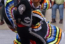 Mexican folk dances / Bailes Mexicanos / Enjoy the beauty of Mexican folk dances / Disfruta la belleza de los bailes Mexicanos.