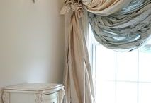 Curtains / by Polly Connelly