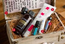 Gift Making with Essential Oils / Ask me how you can get your amazing doTerra Oils for wholesale prices :)