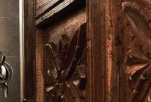 Antique doors / Antique doors and custom made doors to give home that special touch.
