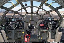 Airplane Cockpits