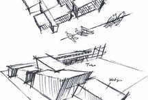Archi sketches