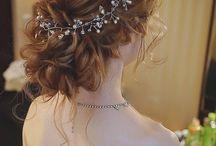 花嫁 髪形