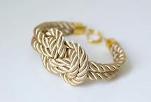 jewelery / by Marie Manautou