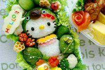 yummy food and drinks / by Yuliana Manullang