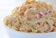 Idées réception / Salade de chou
