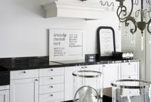 Keuken + decoratie