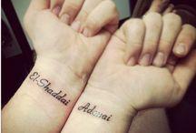 Tattoos  / by Alisha Sandifer