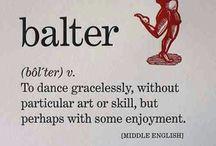 English/vocabulary