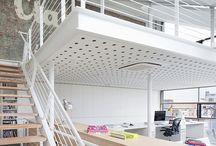 Office Interiors / by Karin Lategan